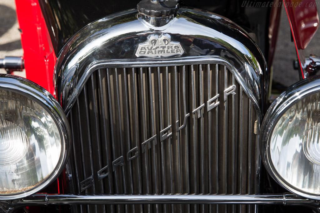 Austro-Daimler ADR 6 Bergmeister - Chassis: 27019/33 - Entrant: Michael Kaufman  - 2016 Concorso d'Eleganza Villa d'Este