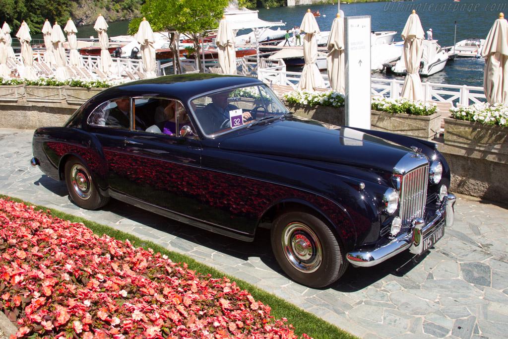 Bentley S2 Continental Mulliner Fastback - Chassis: BC41LAR - Entrant: Fred Kriz  - 2016 Concorso d'Eleganza Villa d'Este