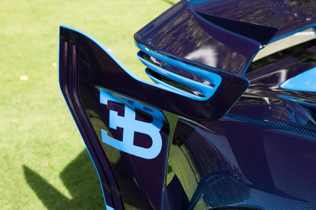 Bugatti Vision Gran Turismo  - Entrant: Bugatti Automobiles S.A.S.  - 2016 Concorso d'Eleganza Villa d'Este