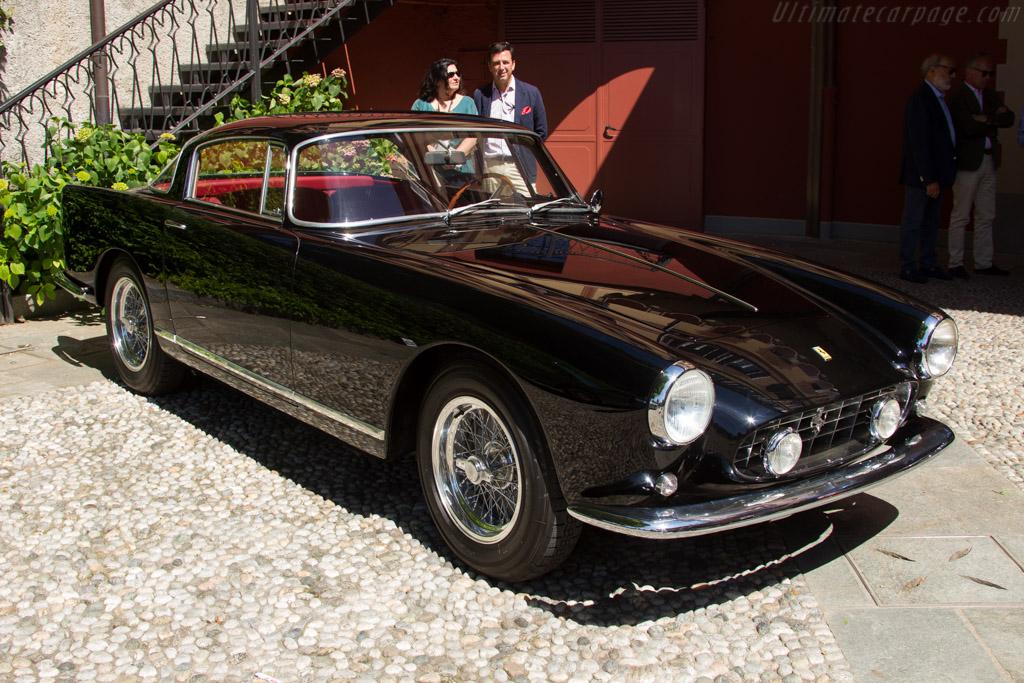 Ferrari 250 GT Boano - Chassis: 0543GT - Entrant: Laurent Levaux  - 2016 Concorso d'Eleganza Villa d'Este
