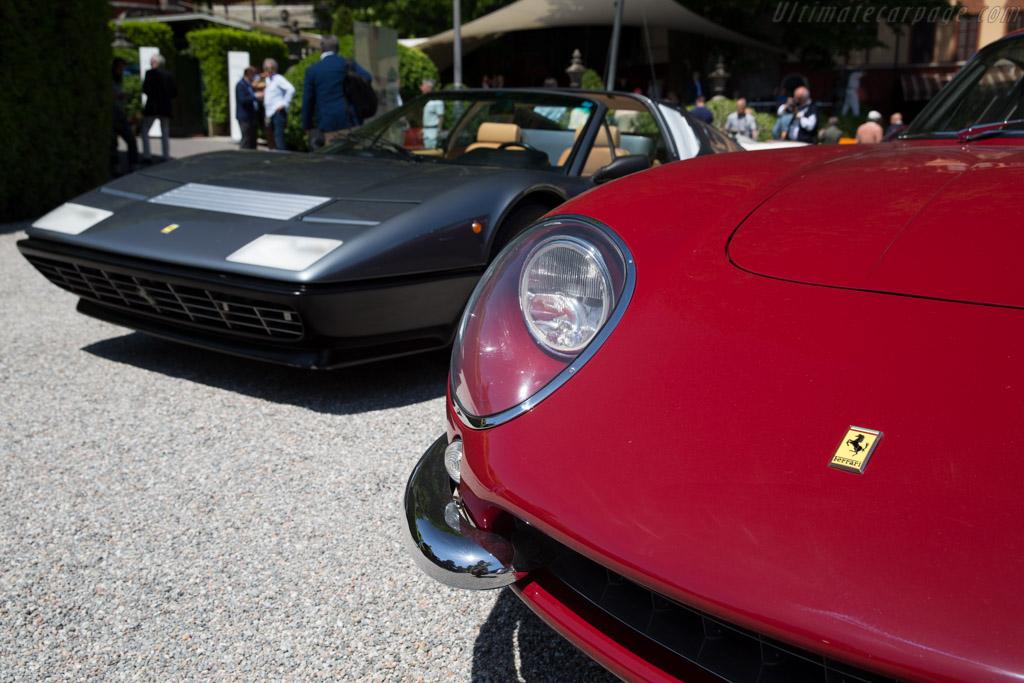 Ferrari 275 GTB/4 - Chassis: 10621 - Entrant: David Moores  - 2016 Concorso d'Eleganza Villa d'Este