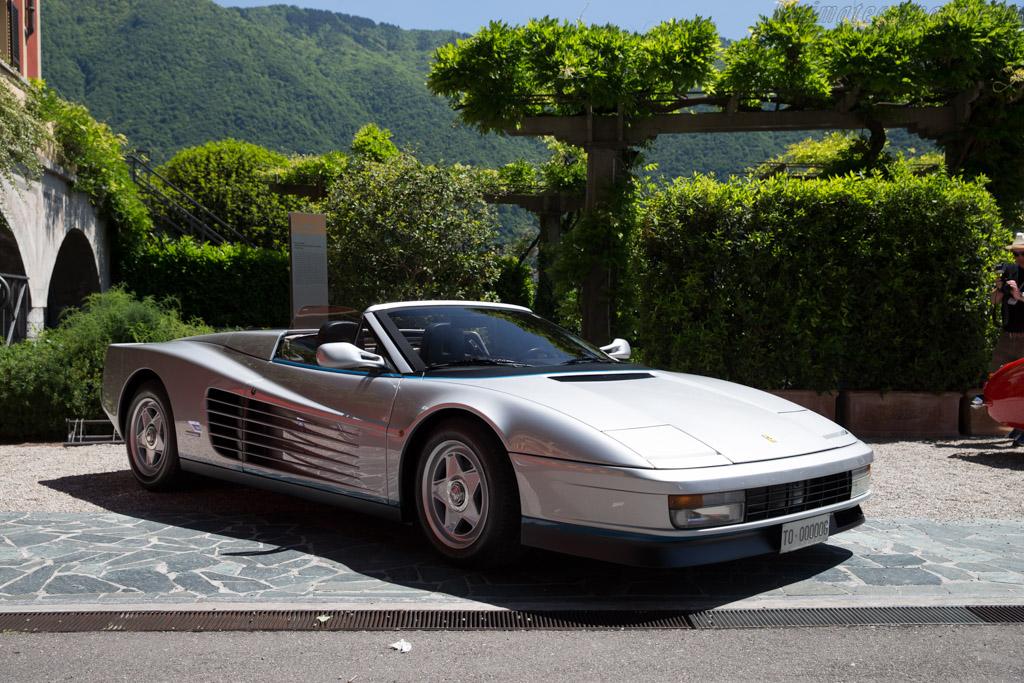 Ferrari Testarossa Spider - Chassis: 62897 - Entrant: Ronald Stern ...