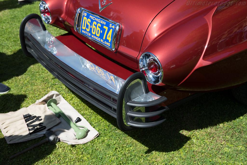 Fiat 8V Supersonic - Chassis: 106*000040 - Entrant: Marc Behaegel  - 2016 Concorso d'Eleganza Villa d'Este