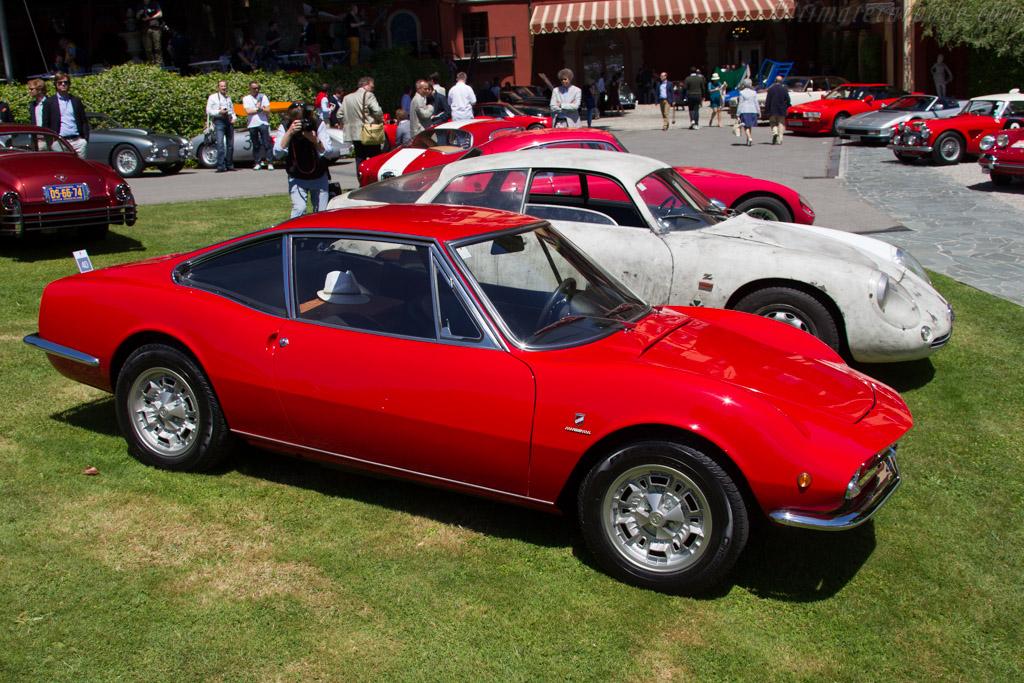 Fiat Moretti 850 Sportiva Ss Chassis 0938337 Entrant