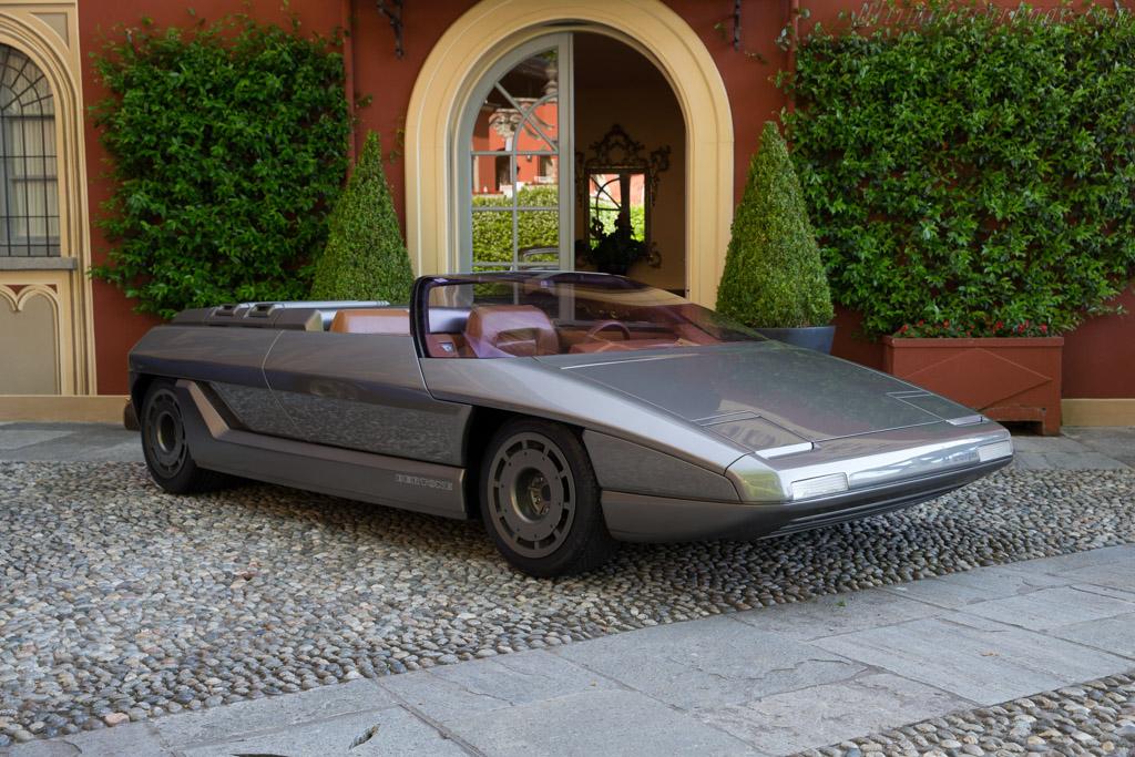 Lamborghini Athon Concept - Chassis: S155/01 - Entrant: Albert Spiess  - 2016 Concorso d'Eleganza Villa d'Este