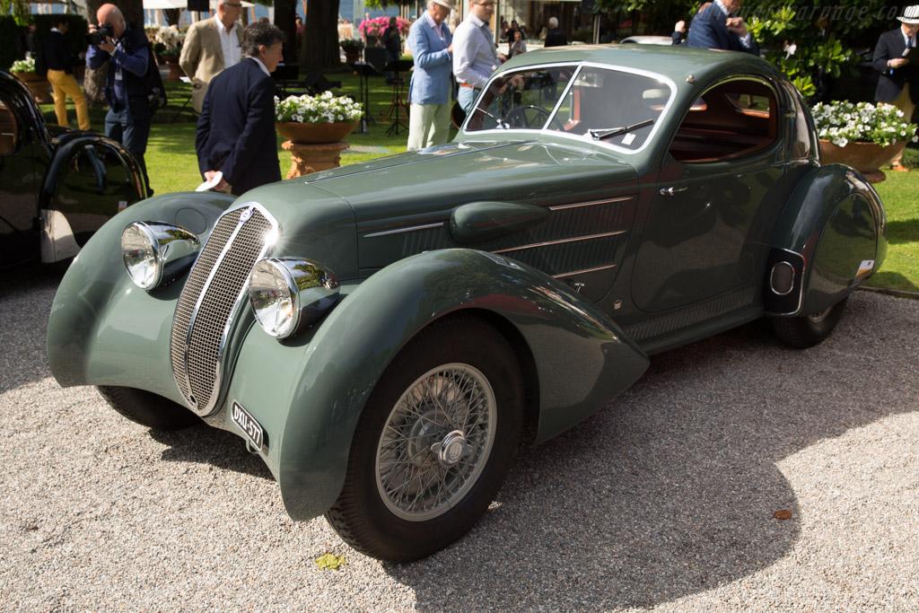 Lancia Astura Castagna Coupe - Chassis: 30-101 - Entrant: Antonius Meijer  - 2016 Concorso d'Eleganza Villa d'Este