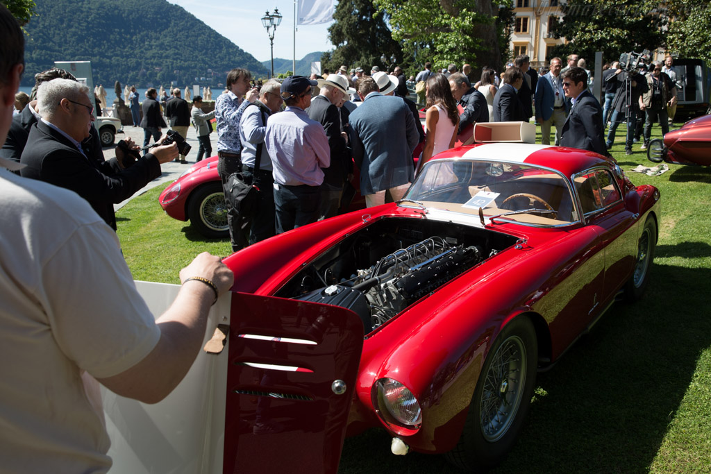 Maserati A6 GCS/53 Pinin Farina Berlinetta - Chassis: 2059 - Entrant: Destriero Collection  - 2016 Concorso d'Eleganza Villa d'Este