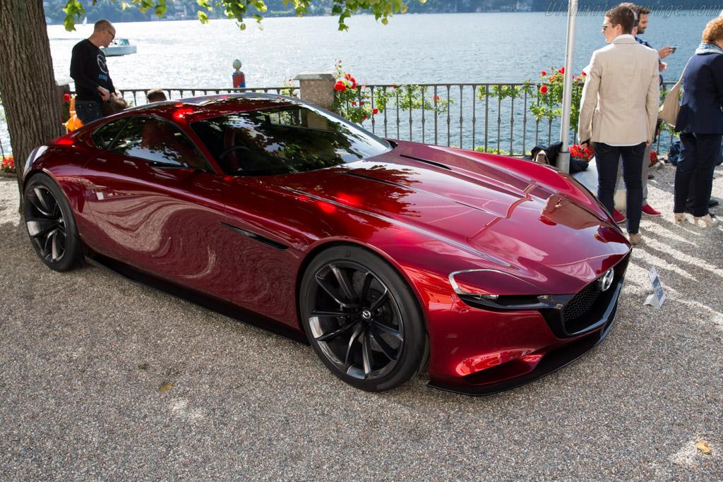 Mazda RX Vision  - Entrant: Mazda Motor Corporation  - 2016 Concorso d'Eleganza Villa d'Este