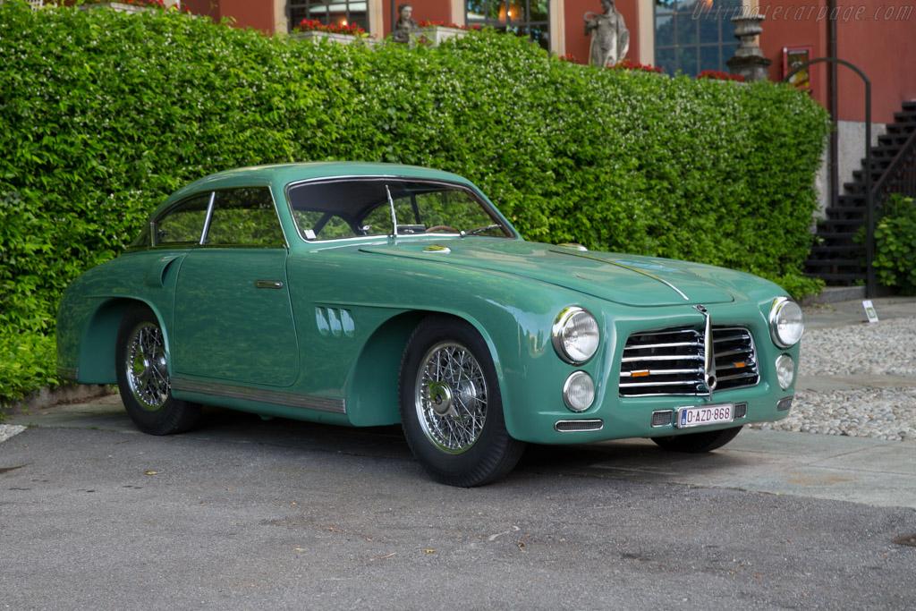 Pegaso Z102 Enasa Coupe - Chassis: 0102.150.0201 - Entrant: Johan van Puyvelde  - 2016 Concorso d'Eleganza Villa d'Este