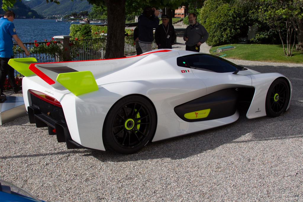Pininfarina H2 Speed  - Entrant: Pininfarina S.p.A.  - 2016 Concorso d'Eleganza Villa d'Este