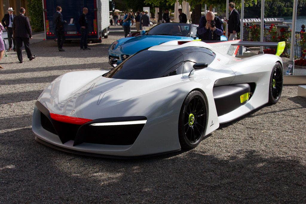 Pininfarina H2 Speed Concept: Entrant: Pininfarina S.p.A.