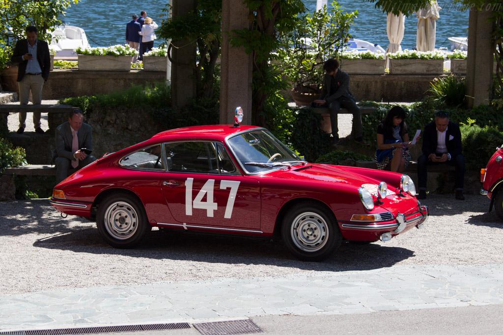 Porsche 911 - Chassis: 300055 - Entrant: Rolf Richter  - 2016 Concorso d'Eleganza Villa d'Este