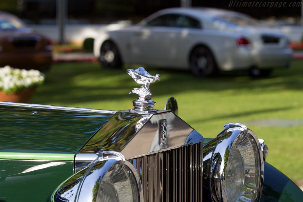 Rolls-Royce Phantom IV Hooper Sedanca de Ville - Chassis: 4AF20 - Entrant: Ion Tiriac  - 2016 Concorso d'Eleganza Villa d'Este