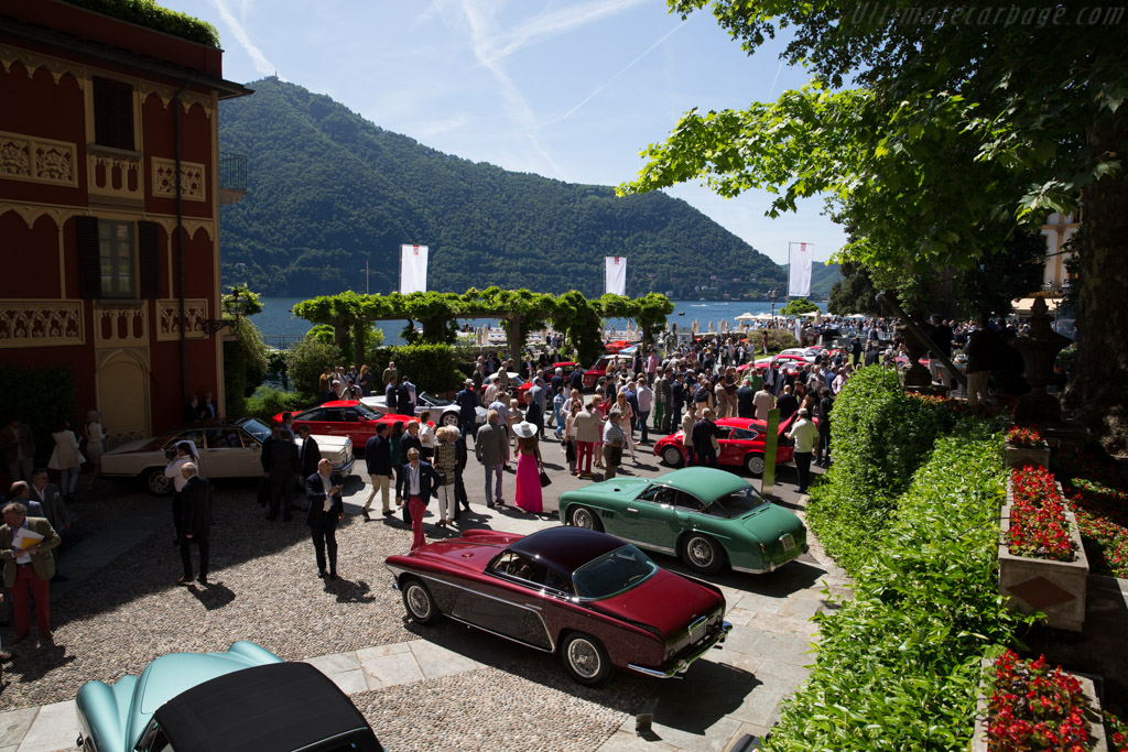 Welcome to Villa d'Este    - 2016 Concorso d'Eleganza Villa d'Este