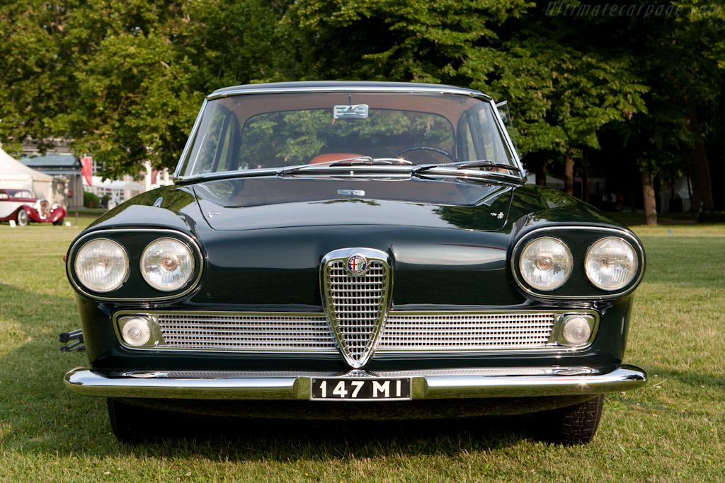 Alfa Romeo 2000 Touring Praho - Chassis: AR10205-00001   - 2011 Concorso d'Eleganza Villa d'Este
