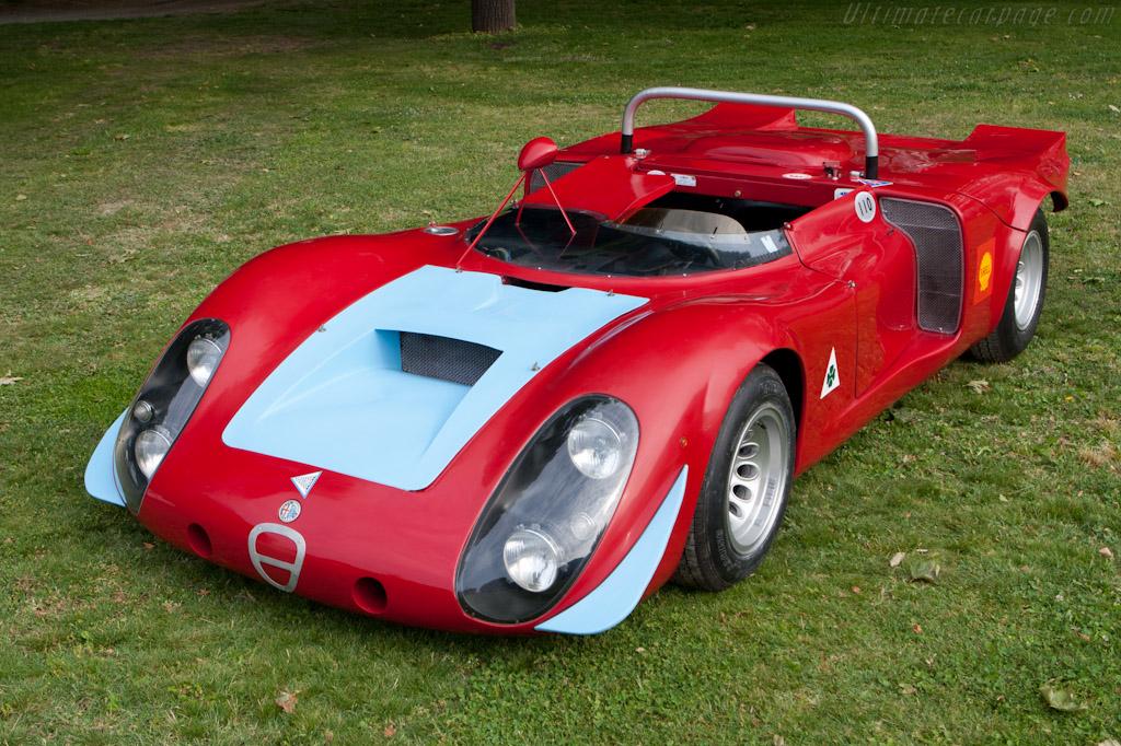 Alfa Romeo Tipo 33/2 Spider - Chassis: 75033.014   - 2011 Concorso d'Eleganza Villa d'Este
