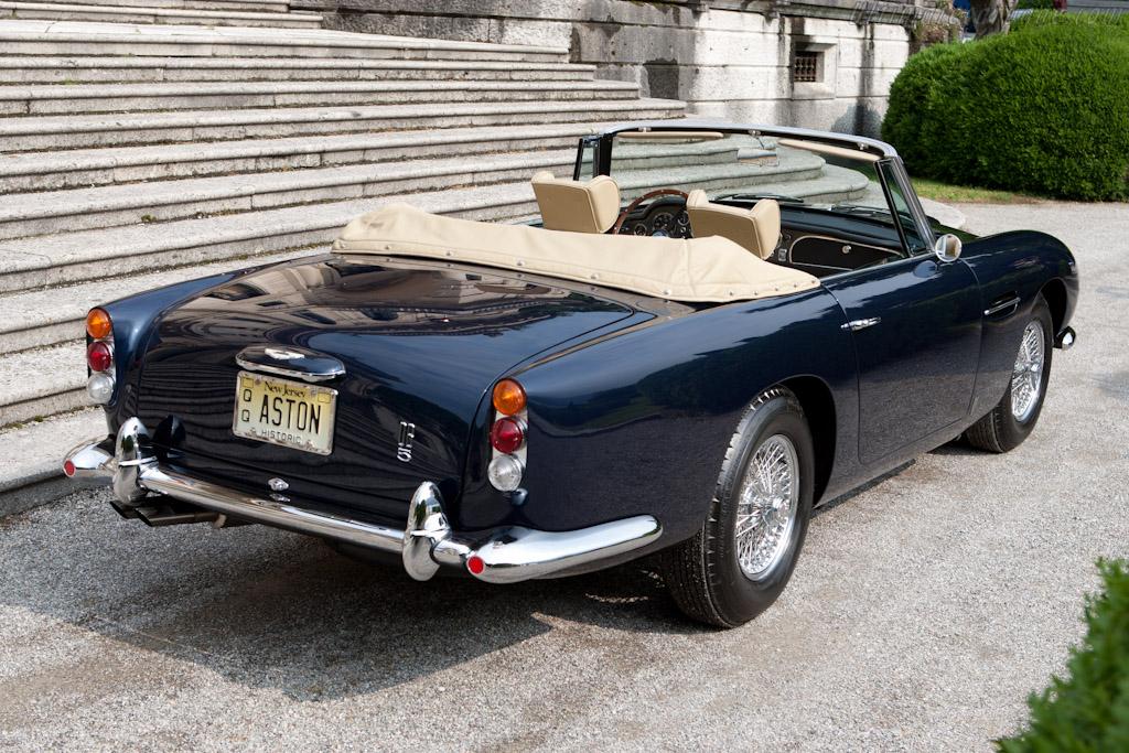 Aston Martin DB5 Convertible - Chassis: DB5C/1923/L   - 2011 Concorso d'Eleganza Villa d'Este