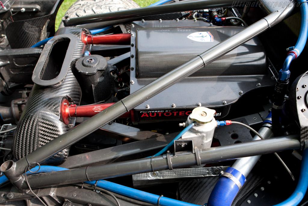 Ferrari P4/5 Competizione - Chassis: 167108   - 2011 Concorso d'Eleganza Villa d'Este