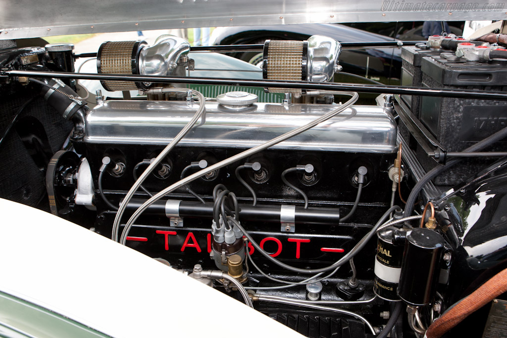 Talbot Lago T23 Figoni & Falaschi Teardrop Coupe - Chassis: 93041   - 2011 Concorso d'Eleganza Villa d'Este