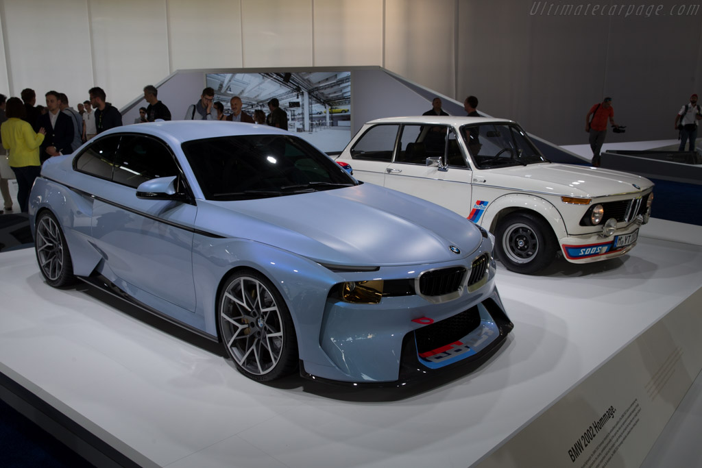 BMW 2002 Hommage    - 2016 Concorso d'Eleganza Villa d'Este