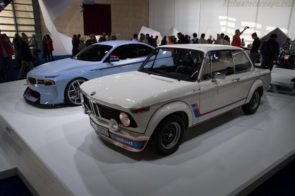 BMW 2002 Turbo    - 2016 Concorso d'Eleganza Villa d'Este