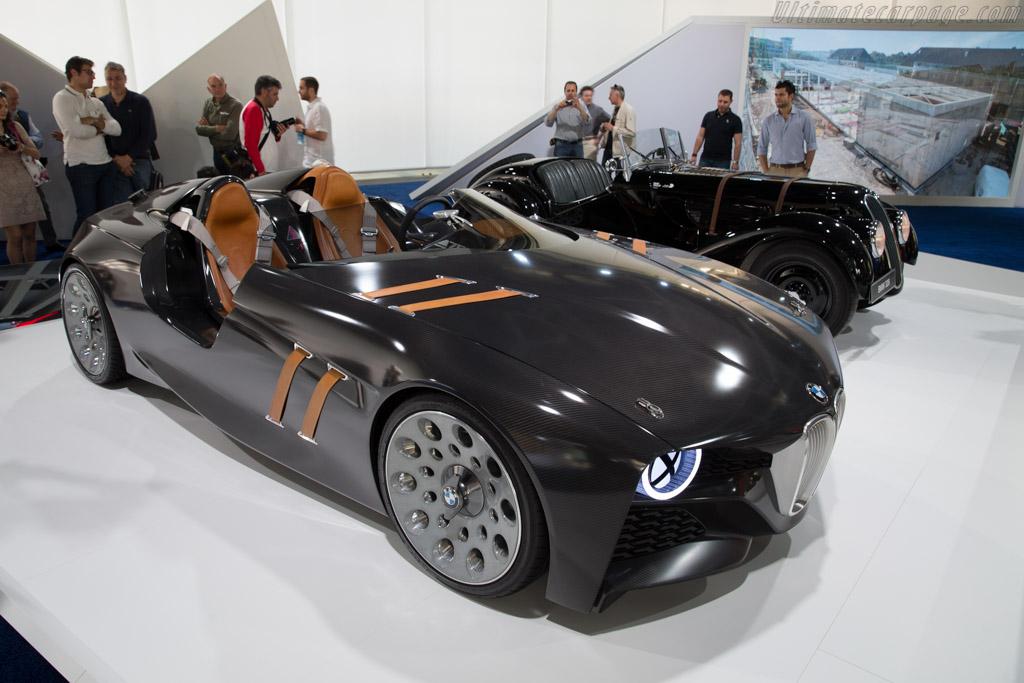 BMW 328 Hommage    - 2016 Concorso d'Eleganza Villa d'Este