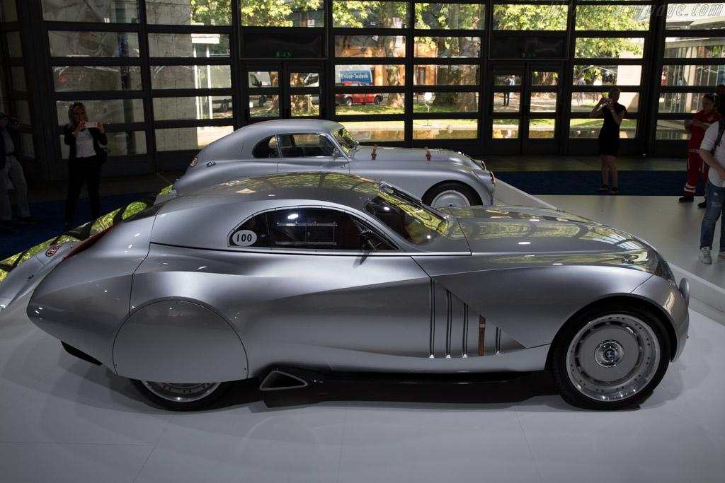 BMW Mille Miglia Coupe Concept    - 2016 Concorso d'Eleganza Villa d'Este