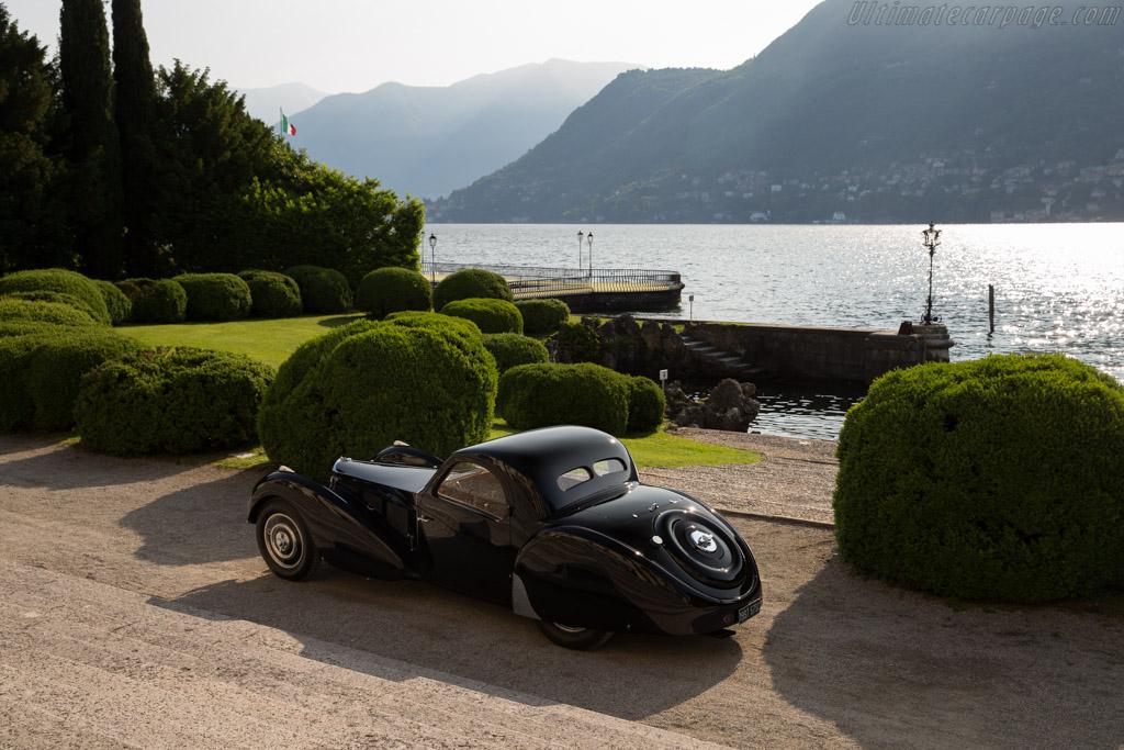 Bugatti Type 57 SC Atalante - Chassis: 57523 - Entrant: Kriton Lendoudis  - 2016 Concorso d'Eleganza Villa d'Este