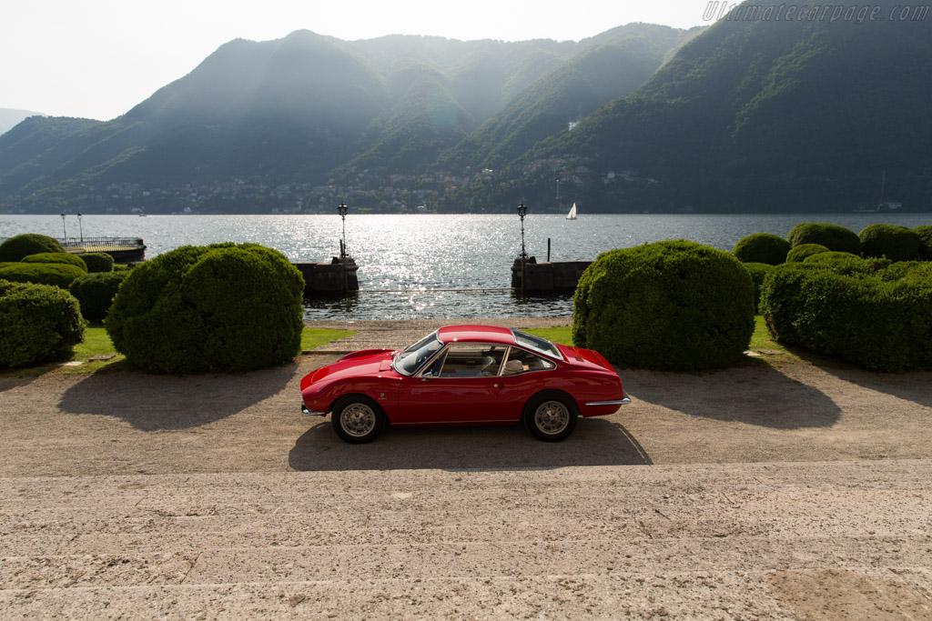 Fiat Moretti 850 Sportiva SS - Chassis: 0938337 - Entrant: Patrick Bischoff  - 2016 Concorso d'Eleganza Villa d'Este