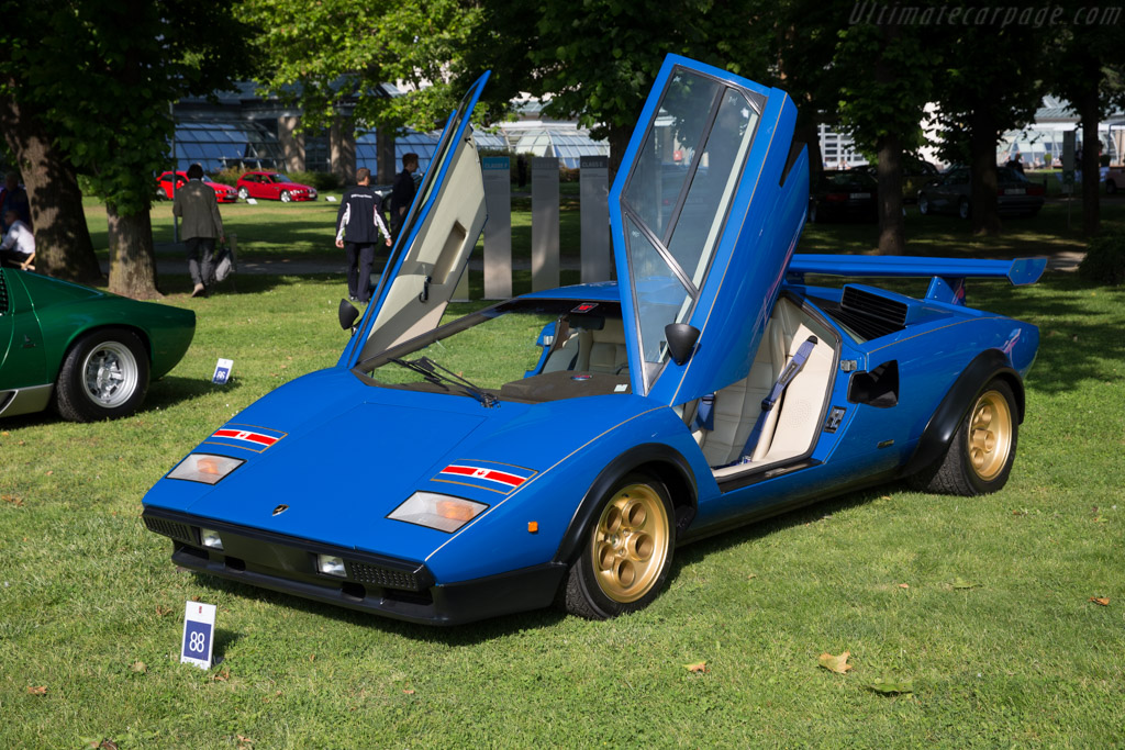 Lamborghini Countach LP400S Prototipo - Chassis: 1120202 - Entrant: Jota Collection  - 2016 Concorso d'Eleganza Villa d'Este