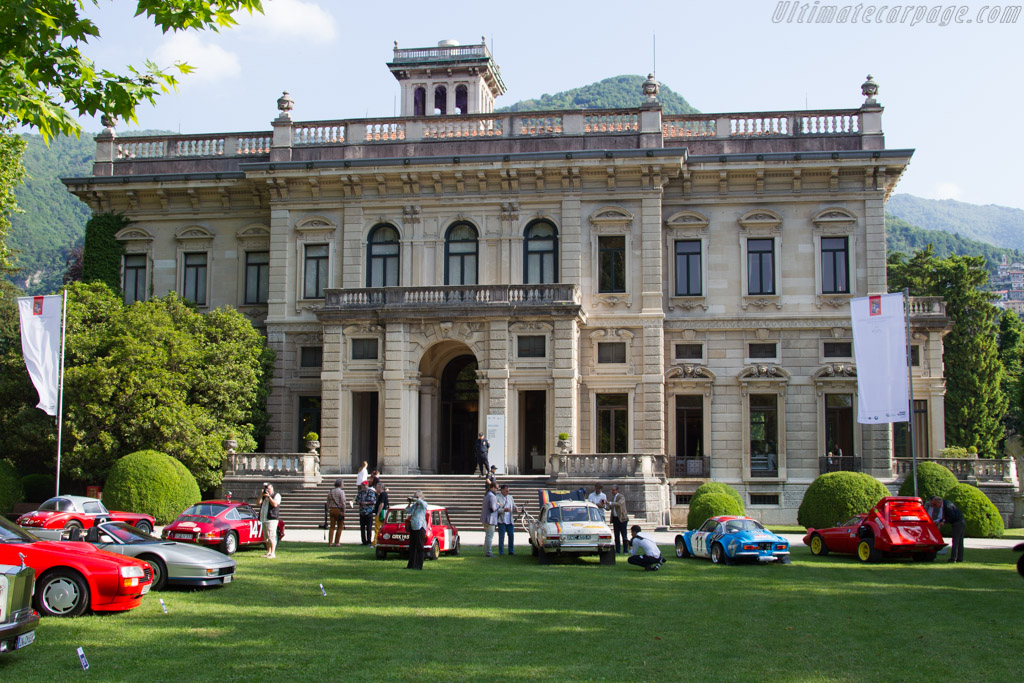 Welcome to Villa Erba    - 2016 Concorso d'Eleganza Villa d'Este