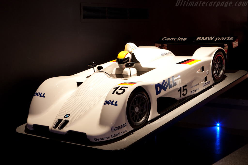 BMW V12 LMR mock-up    - Four Decades of Williams in Formula 1