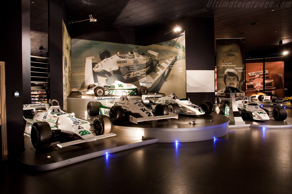Cosworth Years    - Four Decades of Williams in Formula 1