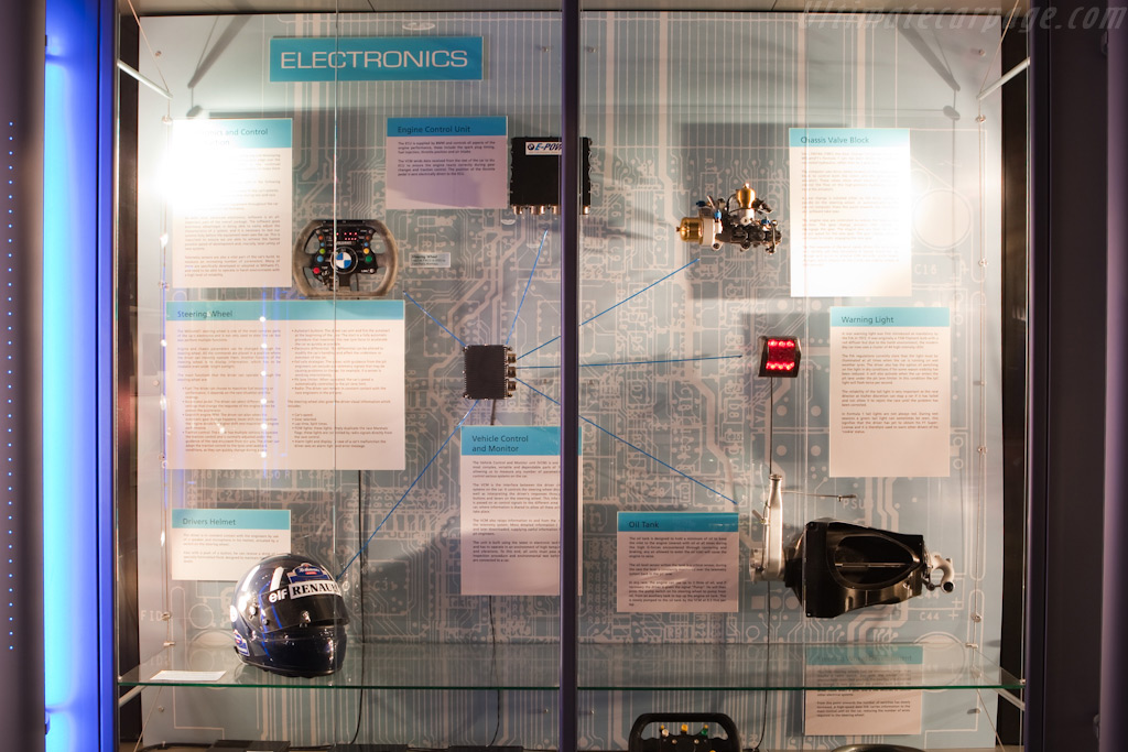 F1 Electronics    - Four Decades of Williams in Formula 1