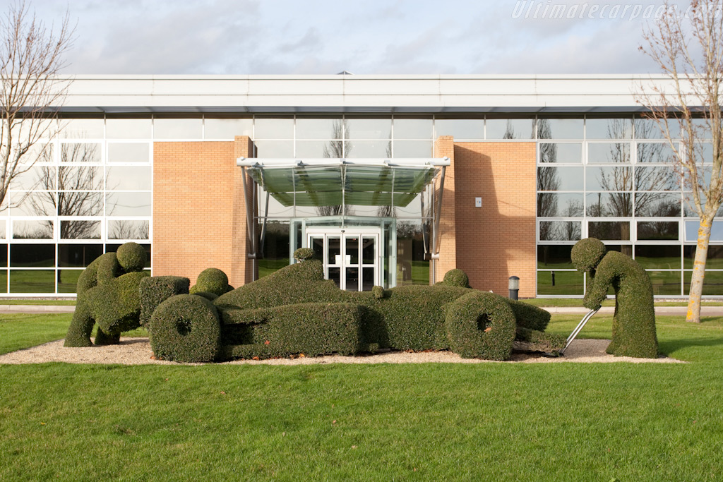 Welcome to the Williams Conference Centre   - Four Decades of Williams in Formula 1