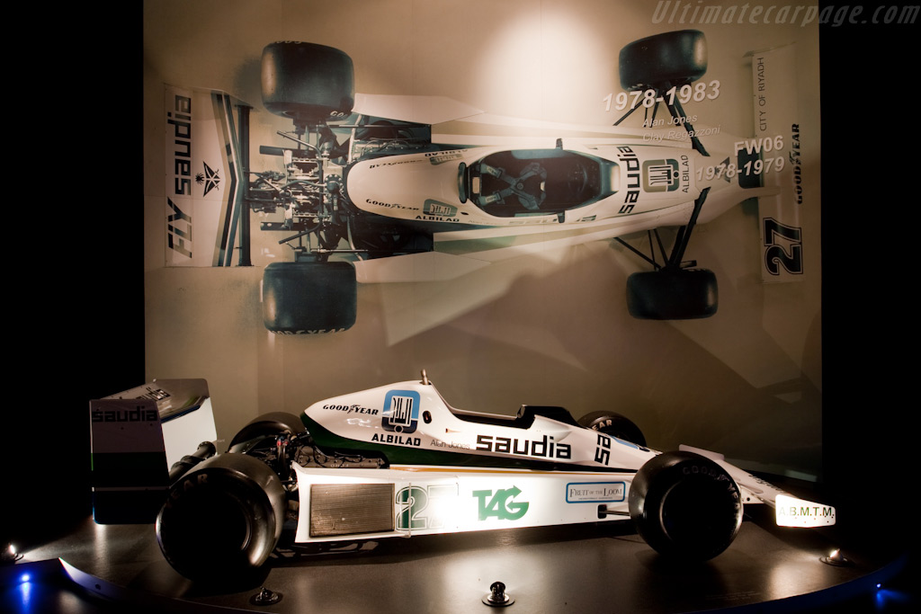 Williams FW06 Cosworth - Chassis: FW06/05   - Four Decades of Williams in Formula 1