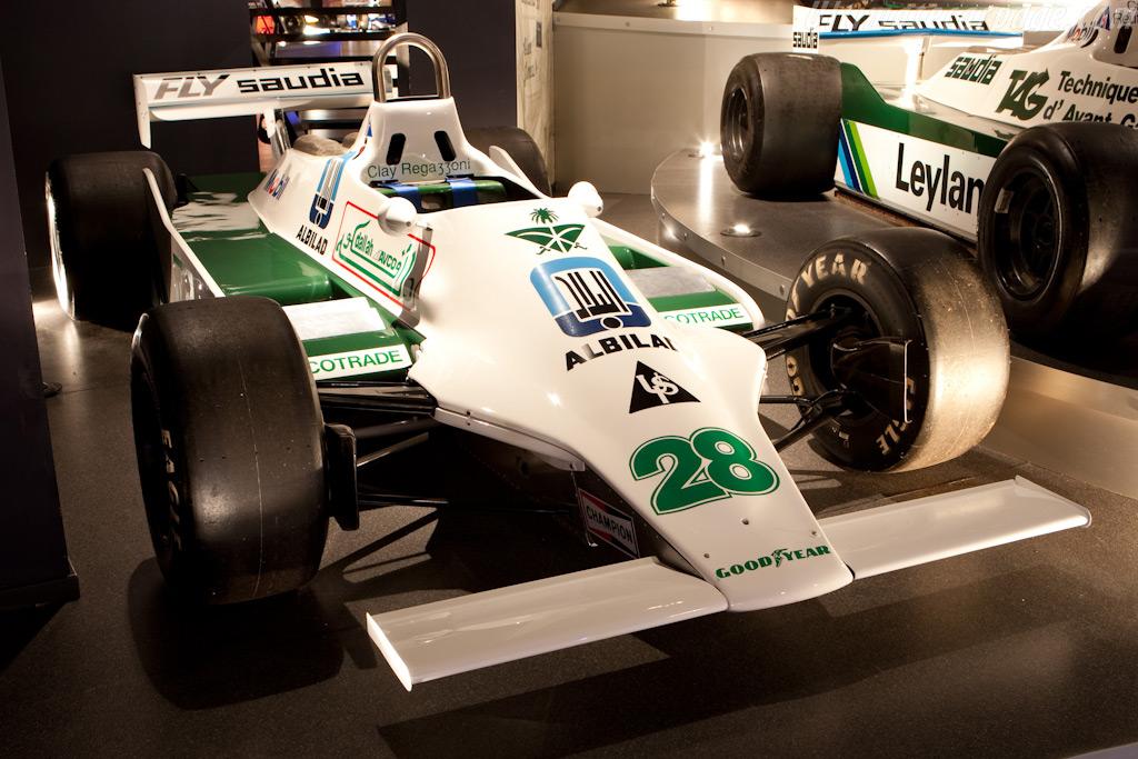 Williams FW07 Cosworth    - Four Decades of Williams in Formula 1