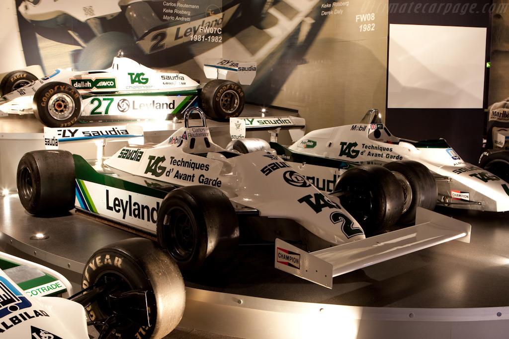 Williams FW07C Cosworth    - Four Decades of Williams in Formula 1