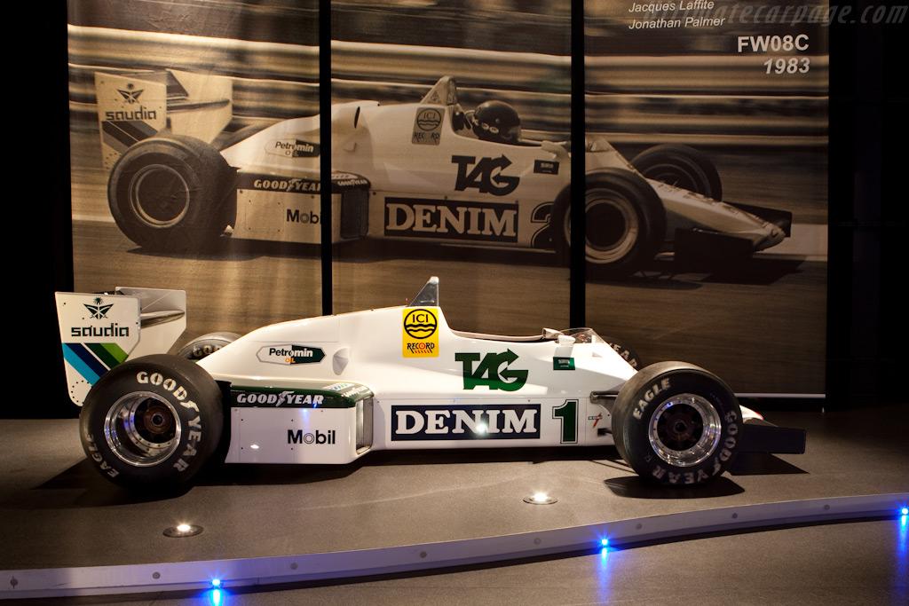 Williams FW08C Cosworth    - Four Decades of Williams in Formula 1