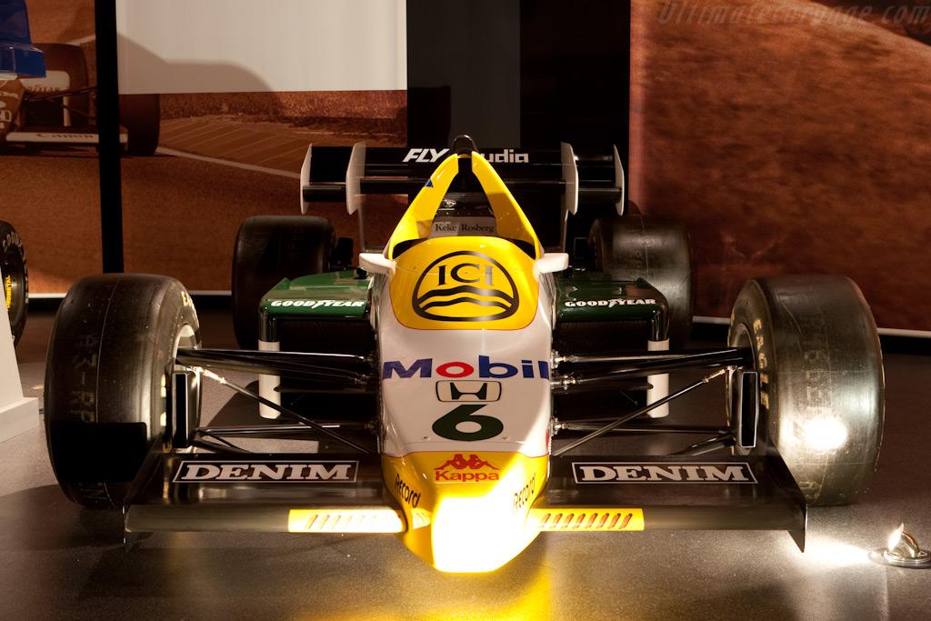 Williams FW09B Honda    - Four Decades of Williams in Formula 1