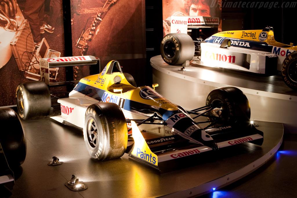 Williams FW12 Judd    - Four Decades of Williams in Formula 1