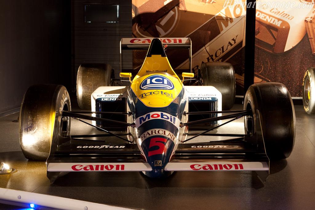 Williams FW12B Judd    - Four Decades of Williams in Formula 1