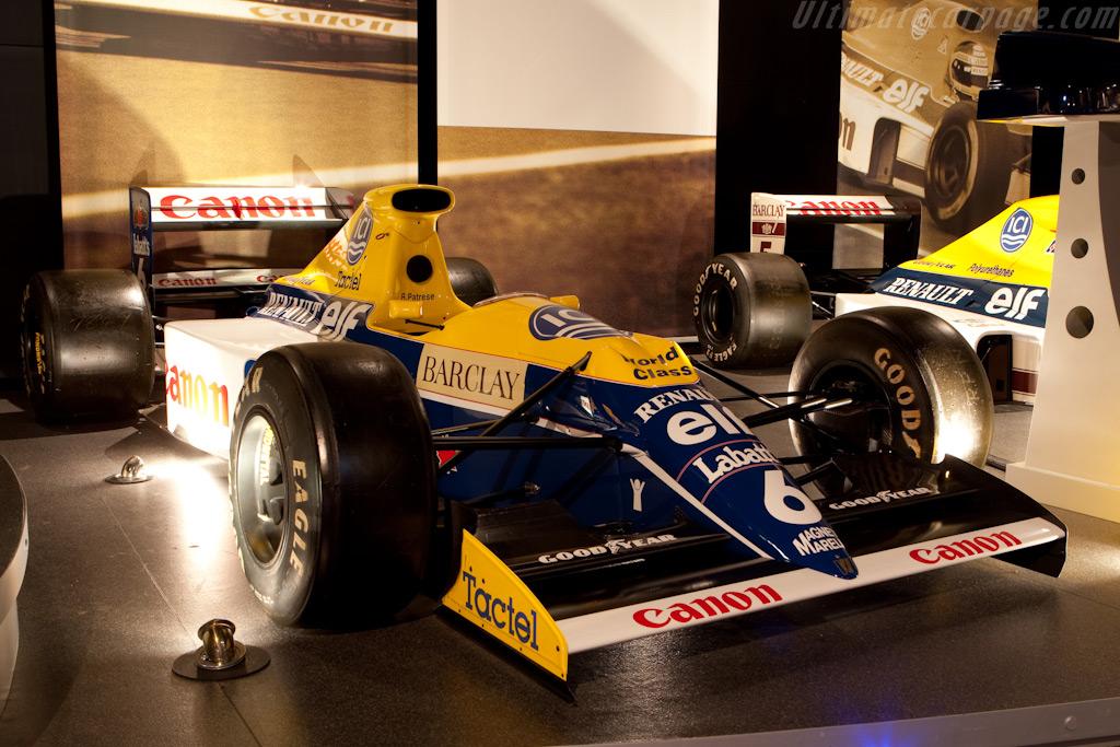 Williams FW13B Renault    - Four Decades of Williams in Formula 1