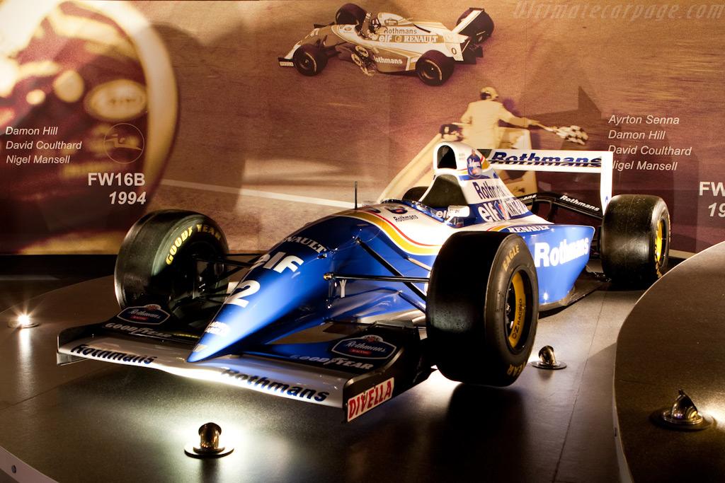 Williams FW16 Renault    - Four Decades of Williams in Formula 1