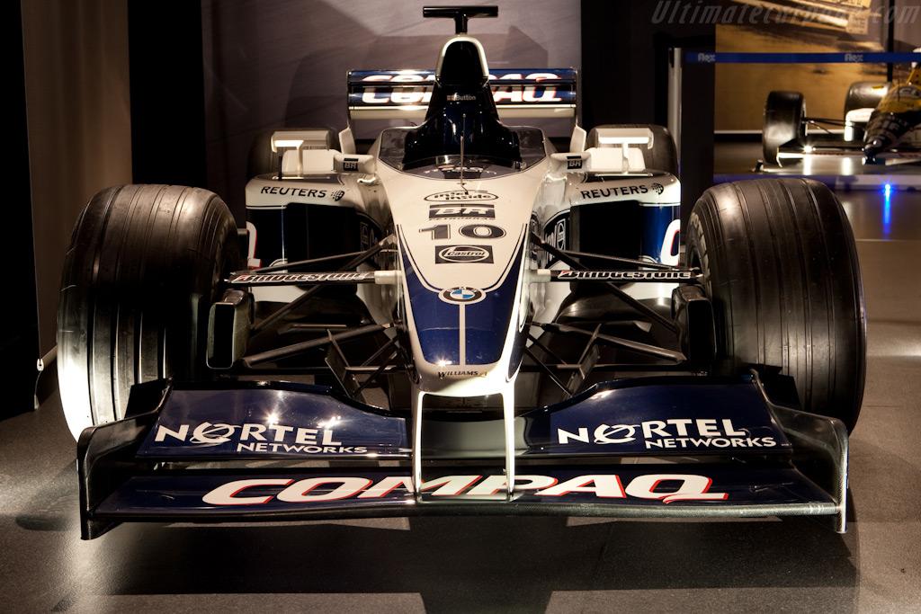 Williams FW22 BMW    - Four Decades of Williams in Formula 1