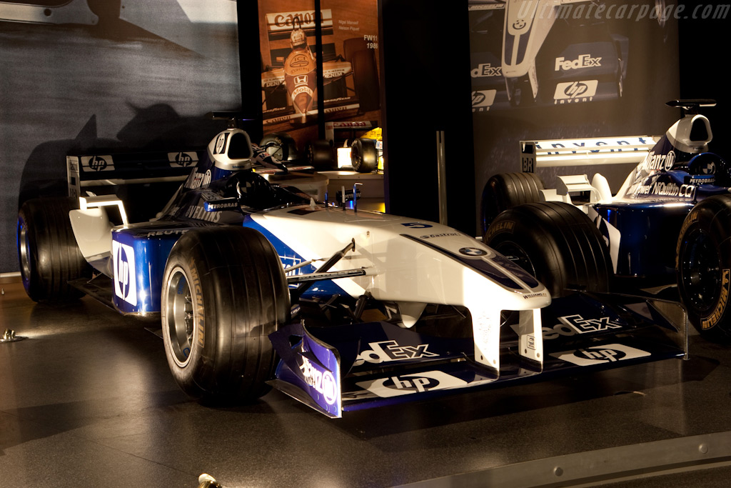 Williams FW24 BMW    - Four Decades of Williams in Formula 1