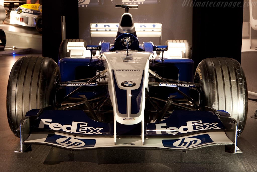 Williams FW25 BMW    - Four Decades of Williams in Formula 1