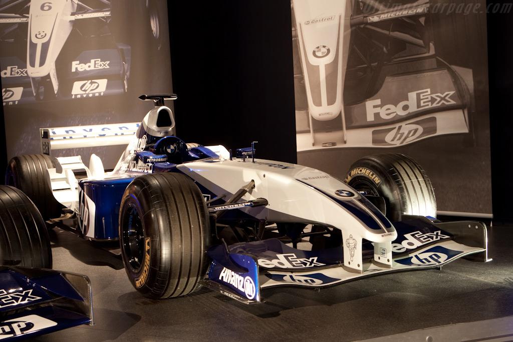 Williams FW25 BMW    - Four Decades of Williams in Formula 1