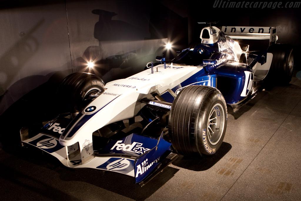 Williams FW26 BMW    - Four Decades of Williams in Formula 1