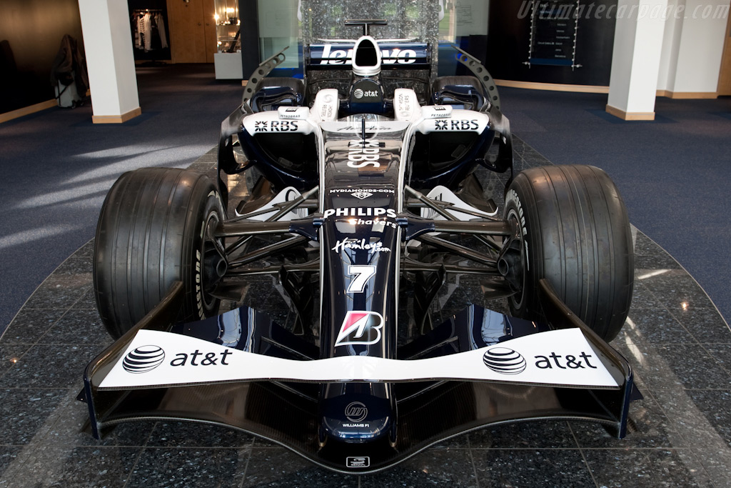 Williams FW30 Toyota    - Four Decades of Williams in Formula 1